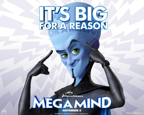 Megamind Wallpaper12