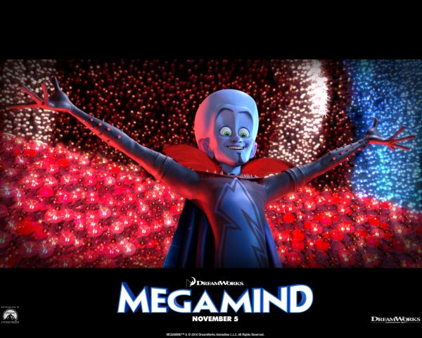 Megamind Wallpaper13