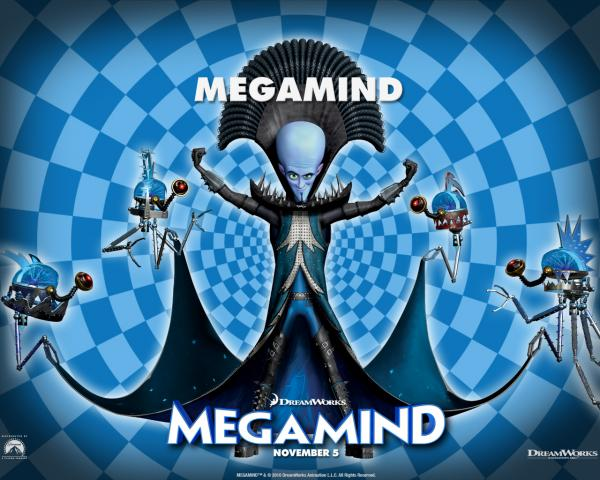 Megamind Wallpaper14
