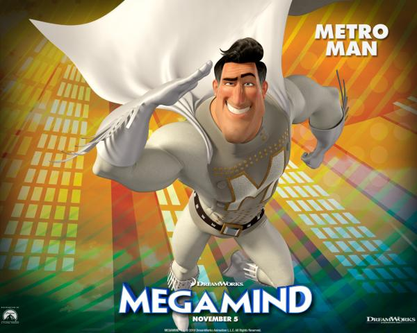 Megamind Wallpaper3