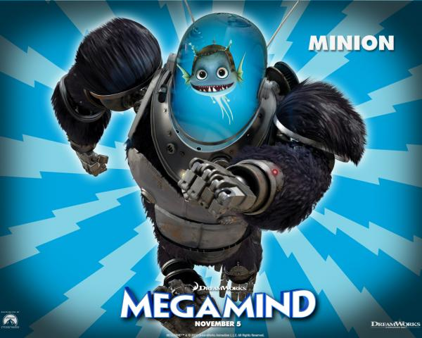 Megamind Wallpaper5