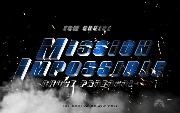 Mission Impossible Wallpaper 3