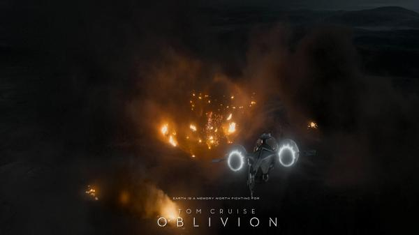 Oblivion Movie Wallpaper 012
