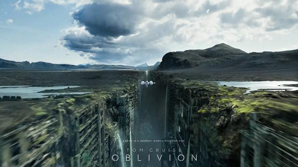 Oblivion Movie Wallpaper 024