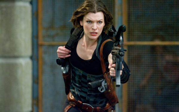Resident Evil Afterlife Hd Wallpaper2