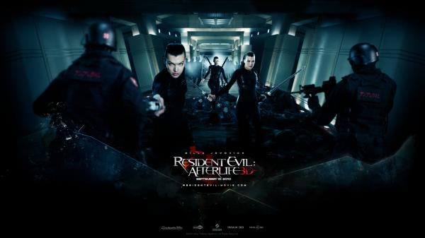 Resident Evil Afterlife Hd Wallpaper3