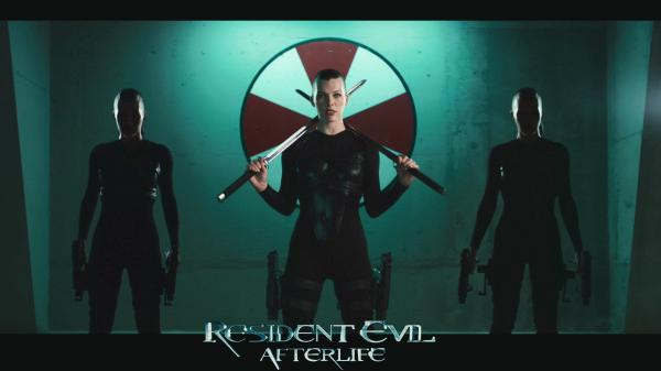 Resident Evil Afterlife Hd Wallpaper8