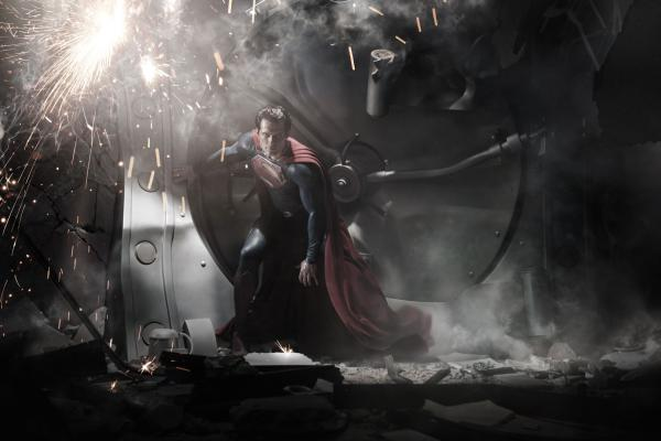 Superman Man Of Steel Wallpaper 01