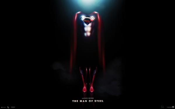 Superman Man Of Steel Wallpaper 06