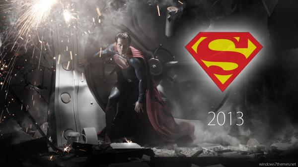 Superman Man Of Steel 2013 Wallpaper 1