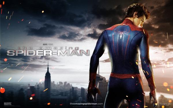The Amazing Spiderman Wallpaper 04