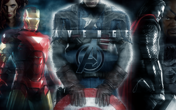 Avengers Wallpaper By Davidfcg D3aby2x