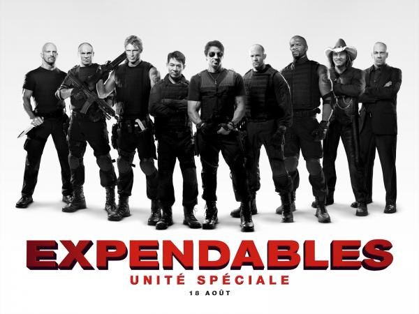 The Expendables Wallpaper 01