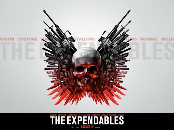 The Expendables Wallpaper 02