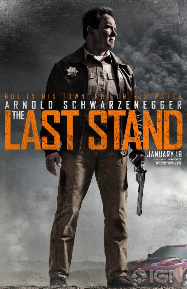 The Last Stand Wallpaper 02
