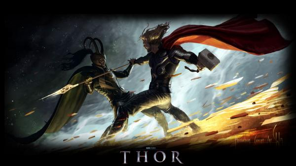 Thor Movie 2011 Wallpapers 2