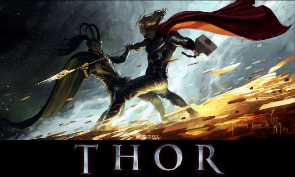 Thor Movie 2011 Wallpapers 6