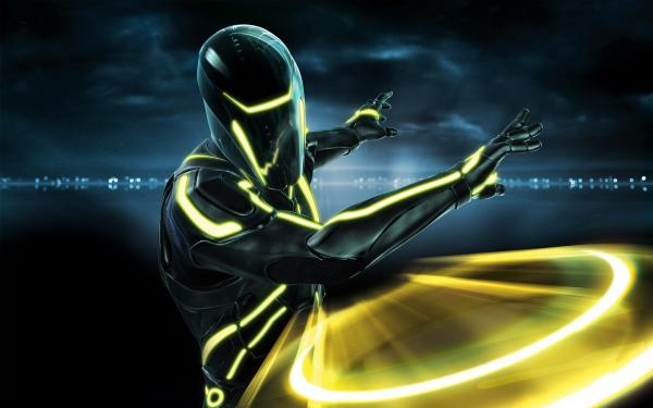 Tron Evolution 2010 1920x1200