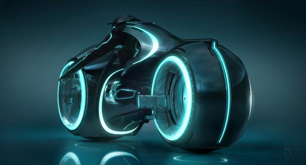 Tron Legacy Hires Wallpaper