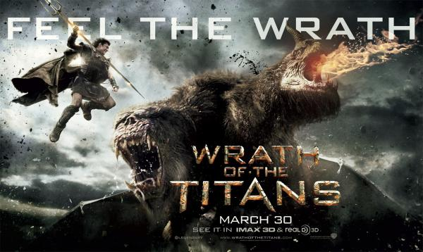 Wrath Of The Titans Wallpaper 01
