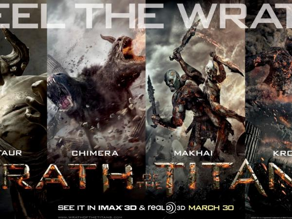 Wrath Of The Titans Wallpaper 02