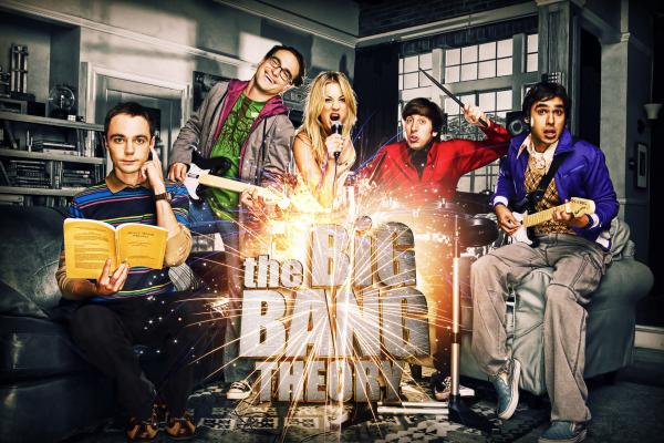 Big Bang Theory Wallpaper1