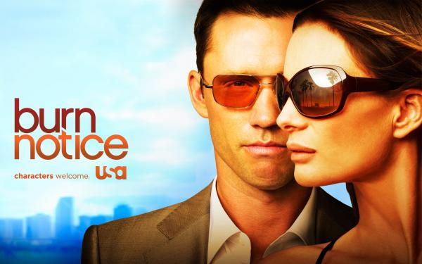 Burn Notice Wallpaper 01