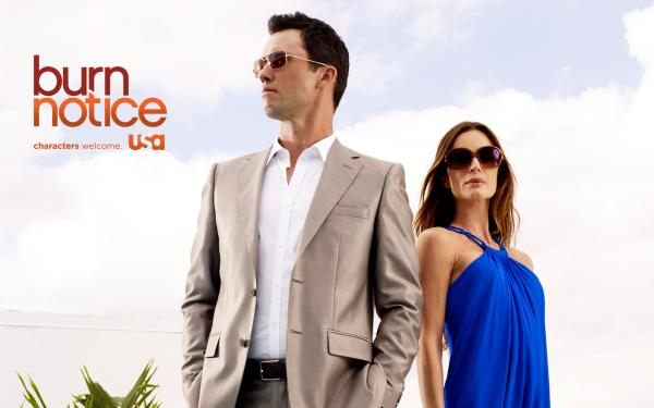 Burn Notice Wallpaper 02