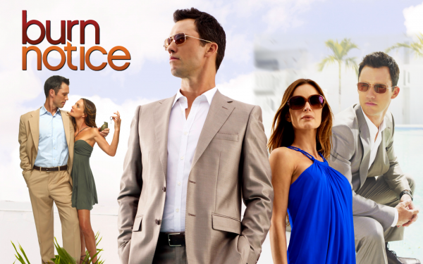 Burn Notice Wallpaper 03