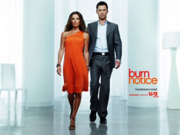Burn Notice Wallpaper 04