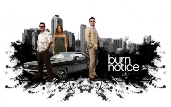Burn Notice Wallpaper 05