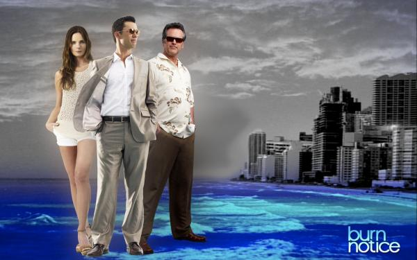 Burn Notice Wallpaper 06