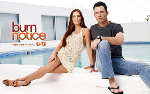 Burn Notice Wallpaper 07