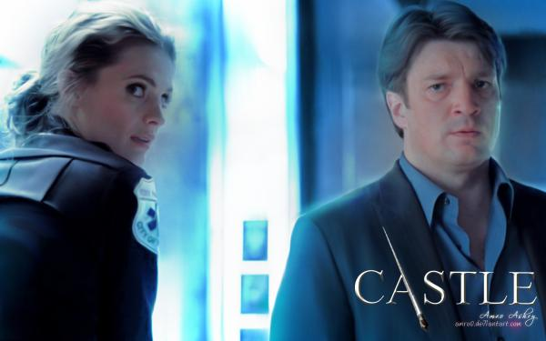 Castle Tv Series Wallpaper 01