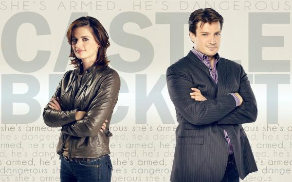 Castle Tv Series Wallpaper 06