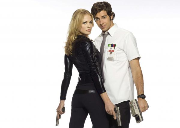Chuck Tv Series Wallpaper 03