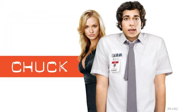 Chuck Tv Series Wallpaper 04