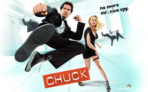 Chuck Tv Series Wallpaper 05