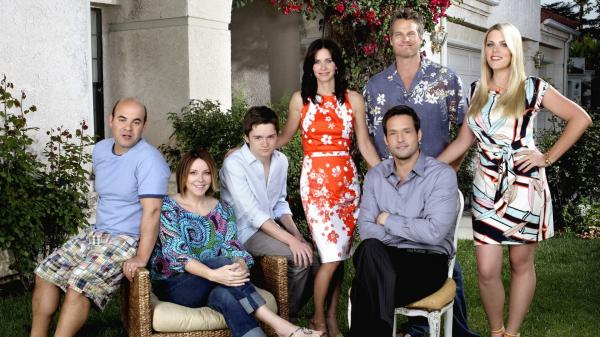 Cougar Town Wallpaper3