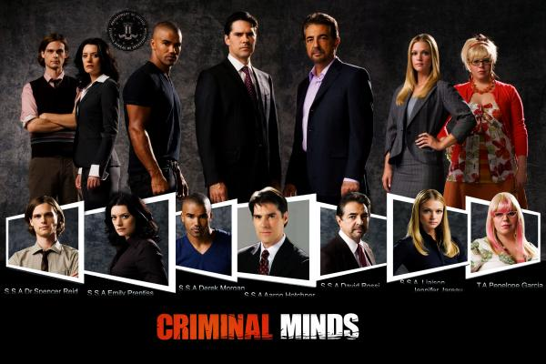 Criminal Minds Tv Series Wallpaper 04