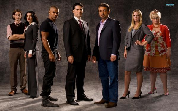 Criminal Minds Tv Series Wallpaper 05