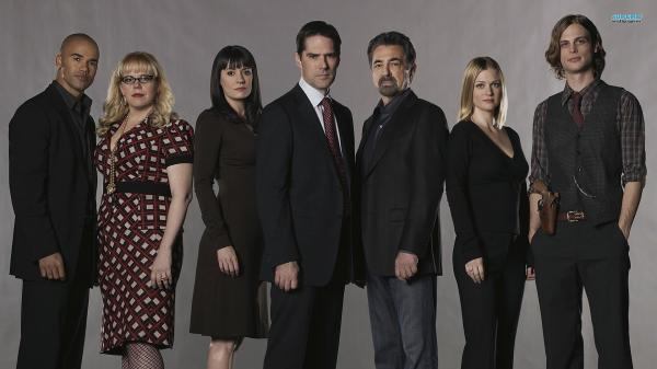 Criminal Minds Tv Series Wallpaper 06