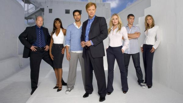 Csi Miami Tv Series Wallpaper 01