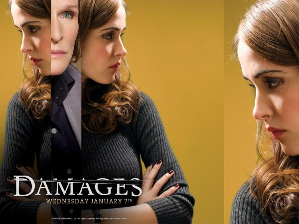 Damages Tv Series Wallpaper 01
