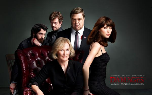 Damages Tv Series Wallpaper 02