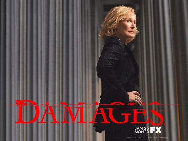 Damages Tv Series Wallpaper 07
