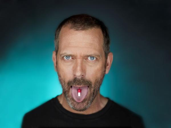 Dr House Wallpaper 01