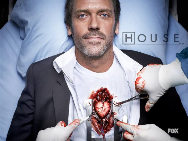 Dr House Wallpaper 04