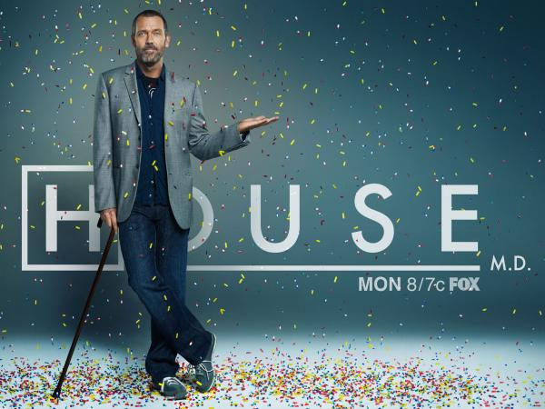 Dr House Wallpaper 05