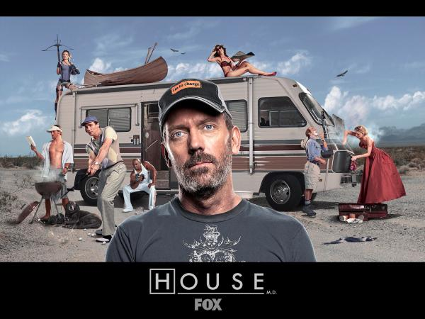 Dr House Wallpaper 07